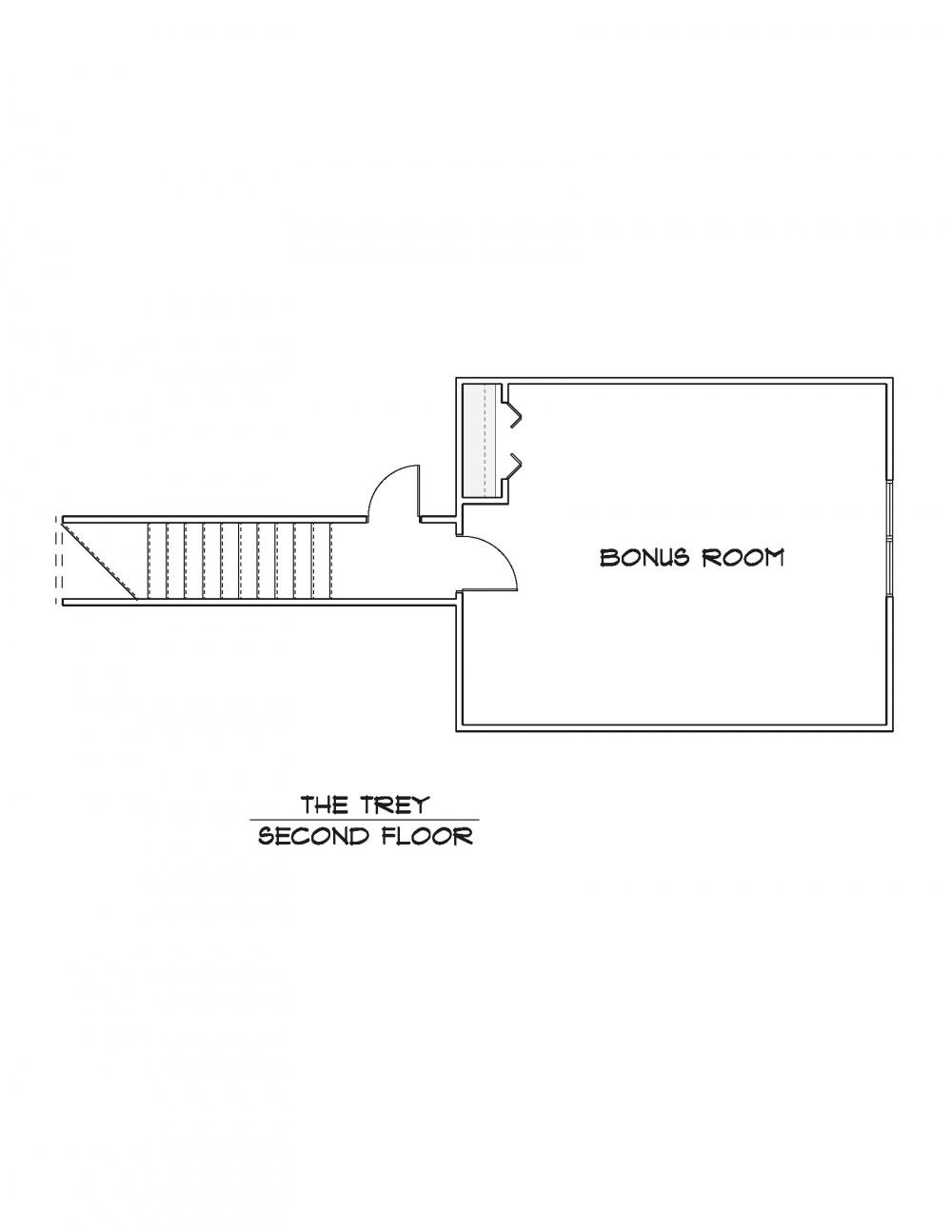 THE TREY SECOND FLOOR