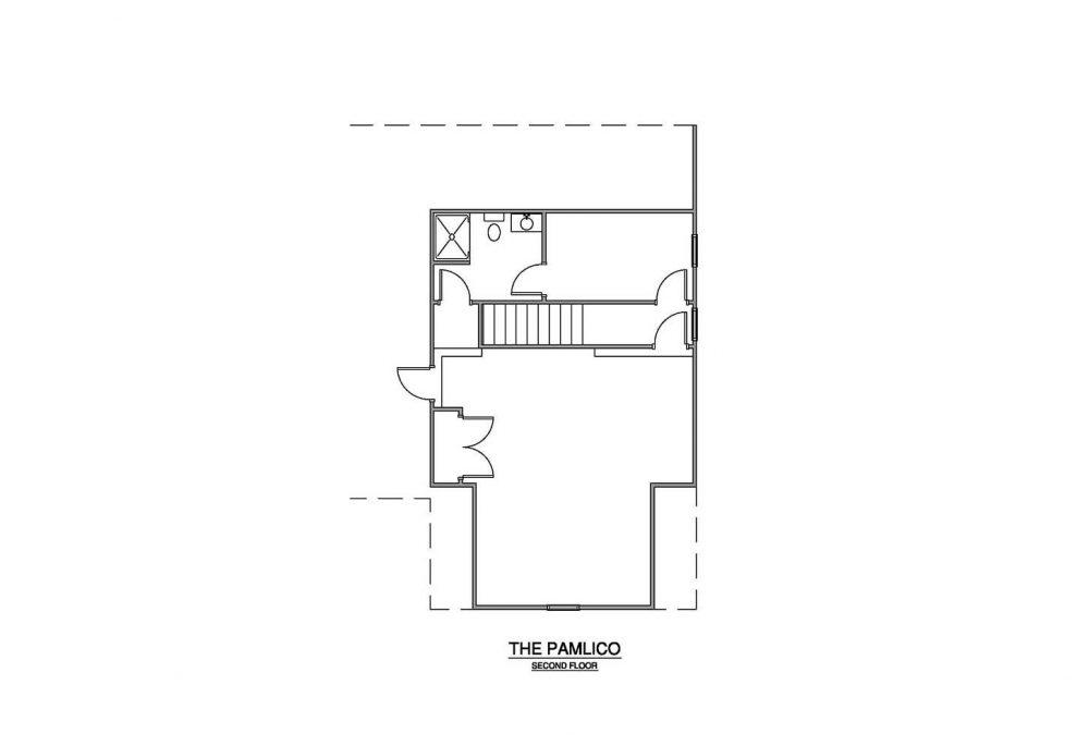 the-pamlico-second-floor