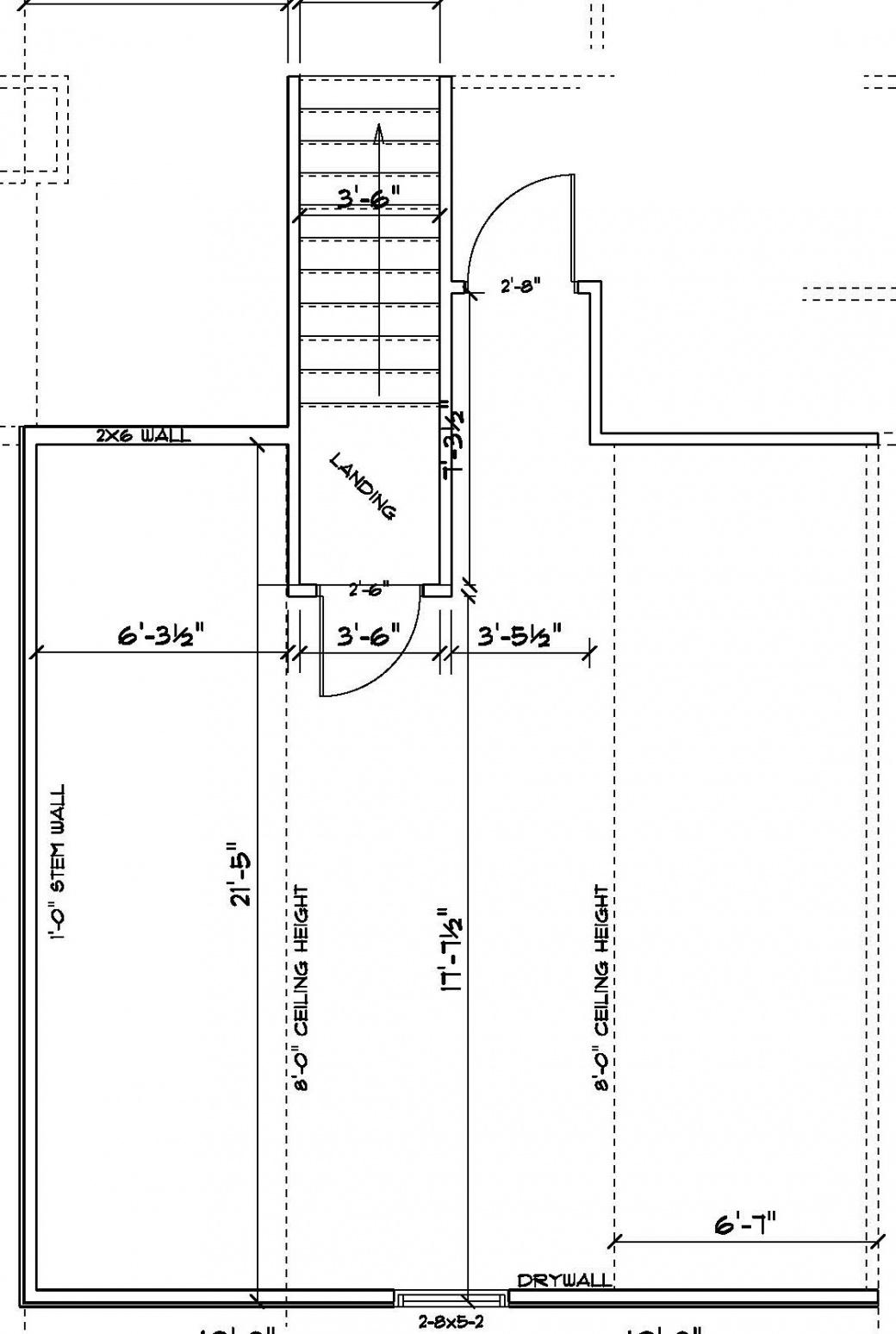 pungo wfr sketch 2nd floor